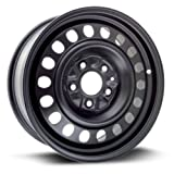 RTX, Steel Rim, New Aftermarket Wheel, 17X7, 5X127, 71.5, 40, black finish X47127