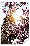 Postereck - Poster 2534 - Eiffelturm, Paris Frankreich