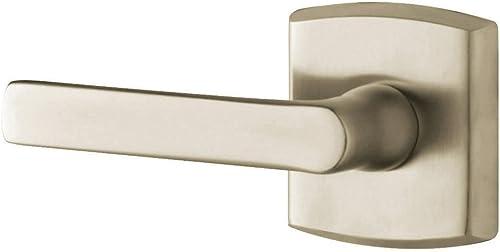 popular Baldwin 5485V.150.PASS Solid outlet online sale Brass online Door Lever outlet sale