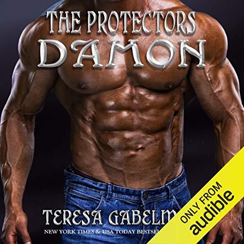 Damon audiobook cover art