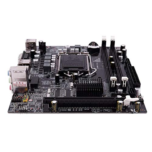 CESULIS H55 LGA 1156 Socket de placa base LGA 1156 ATX imagen de escritorio USB2.0 SATA2.0 canal dual 16G DDR3 1600 para Intel
