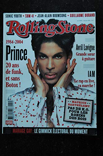 ROLLING STONE 017 COVER BEYONCE CORNEILLE GEORGE MICHAEL THE VINES SUPERBUS JACK BLACK ARCHIVE N.E.R.D MAGYD CHERFI