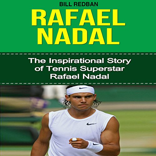 Rafael Nadal audiobook cover art