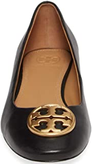 Tory Burch Benton 64086 Women's Ballet Pump Black/Gold