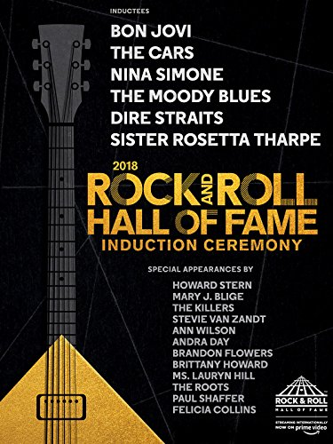 2018 Rock and Roll Hall of Fame Induction Ceremony [OV]