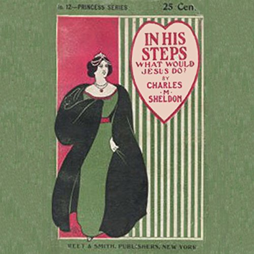 In His Steps: What Would Jesus Do? cover art