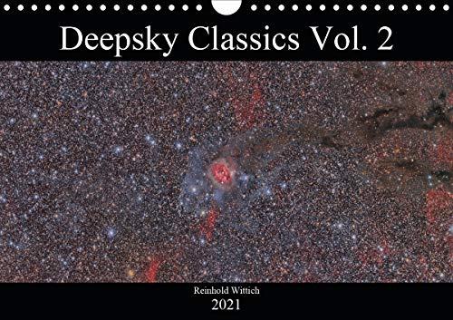 Deepsky Classics Vol. 2 (Wandkalender 2021 DIN A4 quer)