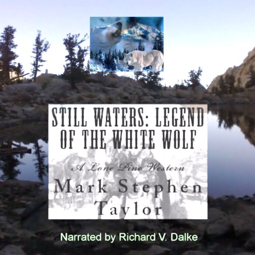 Still Waters audiobook cover art