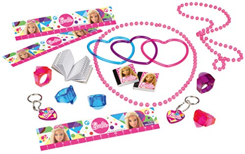 amscan 395968-55 Partygeschenke-Set Barbie Sparkle