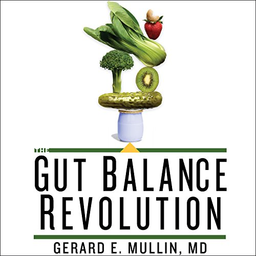 The Gut Balance Revolution audiobook cover art