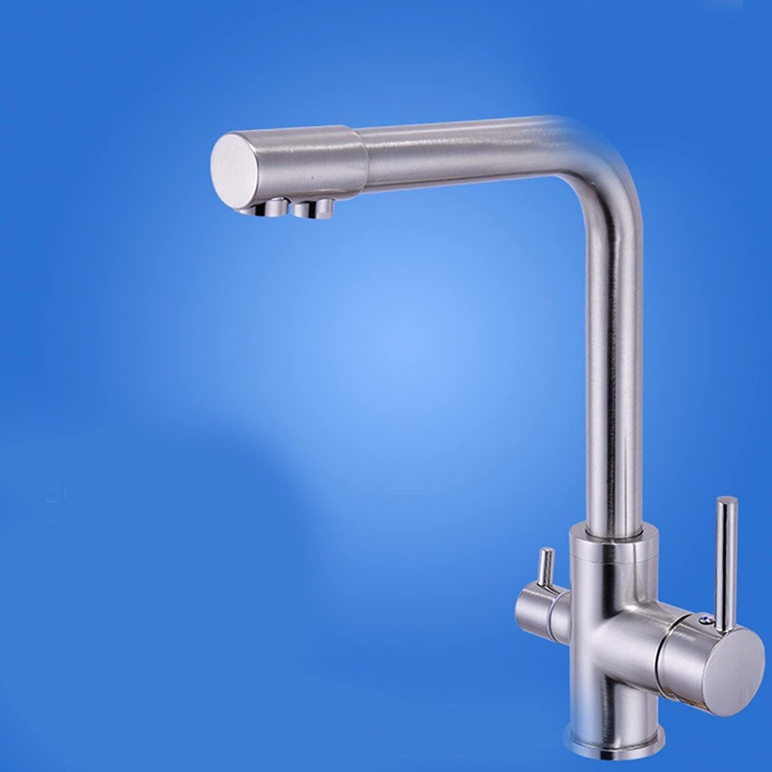 Lpophy Bathroom Sink Mixer Taps Faucet Bath Waterfall Cold and Hot Water Tap for Washroom Bathroom and Kitchen Copper Hot and Cold Single Handle Single Hole C