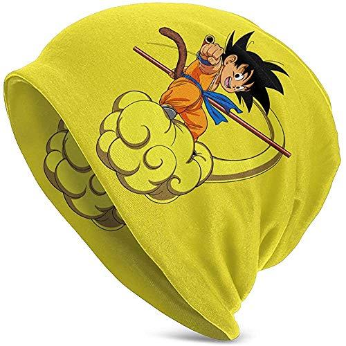 Maselia Goku mit Kinton Cloud Adult Lightweight Beanies Cap Hut für Jugend Männer Frauen
