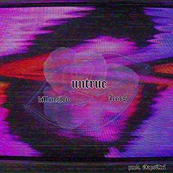 untrue (feat. Jenk$)