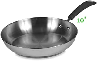 """Presence Professional Stainless Steel Fry Pans (10"""")"""