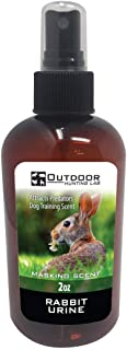 Outdoor Hunting Labs Rabbit Urine Scent - Predator Hunting Odor - Dog Training - Trapping Fox and Coyote Attractant Lure