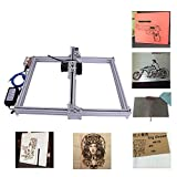DIY CNC Wood Engraver Kits Wood Carving Engraving Cutting Machine Desktop Printer Logo