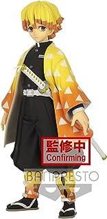 BanPresto - Demon Slayer Zenitsu Agatsuma Grandista Figure