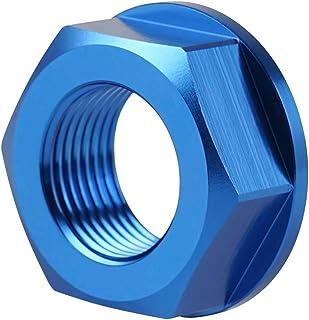 Rear Wheel Axle Shaft Lock Nut Screw Rim M20 Motorcycle Accessories For Yamaha YZ WR 125 250 250F 400 426 450F 125X 250X 250R 04 (M20x1.5)
