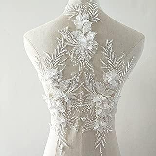 Best 3d floral lace fabric Reviews