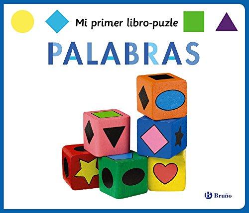 Mi primer libro-puzle. Palabras (Castellano - A Partir De 0 Años - Manipulativos (Libros Para Tocar Y Jugar), Pop-Ups - Otros Libros)