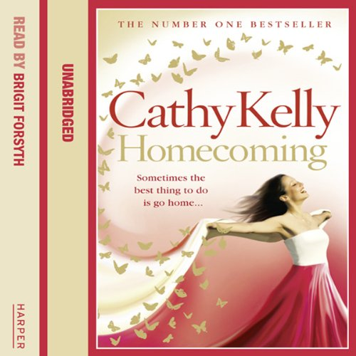 Homecoming                   By:                                                                                                                                 Cathy Kelly                               Narrated by:                                                                                                                                 Bridget Forsyth                      Length: 13 hrs and 59 mins     9 ratings     Overall 3.3
