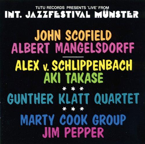 Int. Jazzfestival Münster