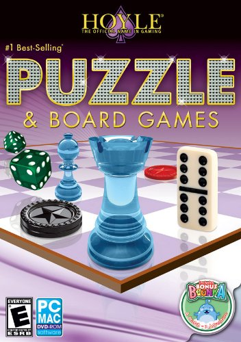 Price comparison product image Hoyle Puzzle And Board 2011