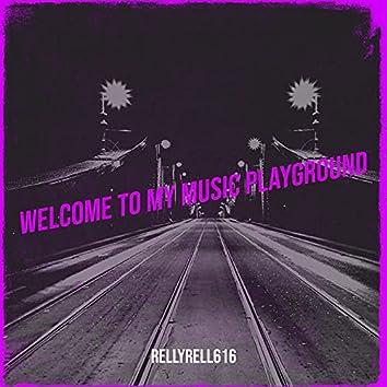 Welcome to My Music Playground