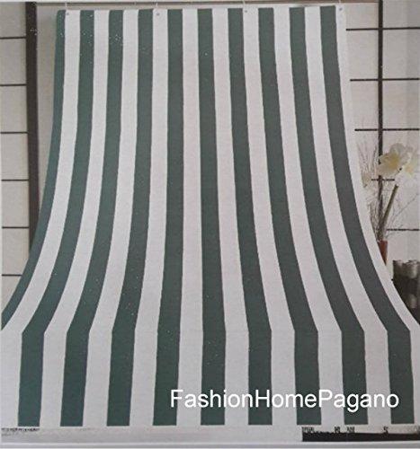 RivieraHomeCollection Coppia Tendine Regolabili Wendy - 60x230