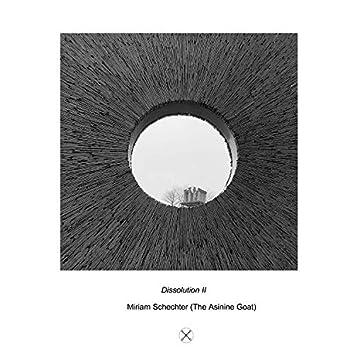 Dissolution II (feat. Miriam Schechter)