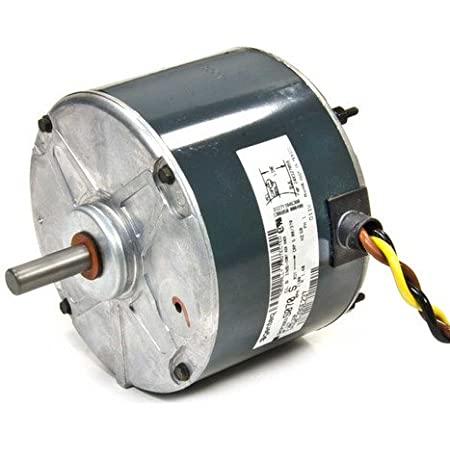 Genteq Replacement Condenser Fan Motor 1//4 HP 460//400 Volt Payne GE HC39GE468