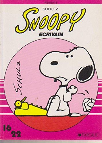Snoopy écrivain (Peanuts)
