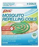 Pic Mosquito Repellent, Coils - 4 coils