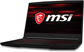 "MSI Laptop Gaming, Pantalla de 15.6"", Intel Core i5, 2.4GHz, 8GB RAM, 1TB SATA (7200rpm) + 128 SSD NVMe PCIe, Tarjeta Gráfica NVIDIA GeForce GTX1650 [Max-Q] 4G GDDR5, Windows 10 (GF63 Thin 9SC-403MX)"