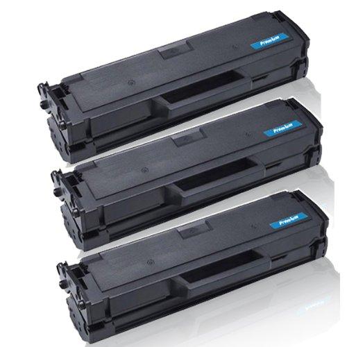 Print-Klex Compatible 3X Toner Cartridge for Dell B1160B1160W B1163W B1165nfw B 1160/1160W B 1163W, B 1165nfw B 1160B 1160W B 1163W B 1165nfw 59311108593-11108HF