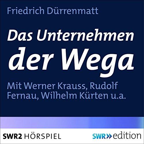 Das Unternehmen der Wega audiobook cover art