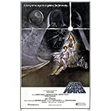 Grupo Erik - Póster Star Wars La Guerra De Las Galaxias Cartel, 61x91,5 cm