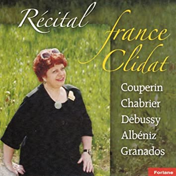 Couperin, Chabrier, Debussy, Albéniz, Granados (Récital)