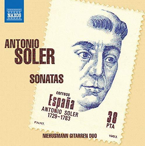 SOLER: Sonaten (transcr. für Gitarren-Duo by Volker Niehusmann)