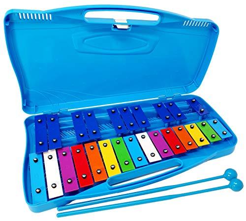 Glockenspiel carrillon metalofono xilofono DEEP AX25N2-1