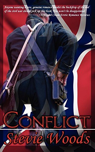Book: Conflict by Stevie Woods