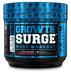 Jacked Factory Growth Surge post workout supplement