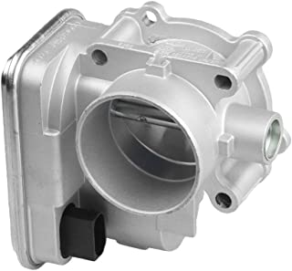 dodge caliber throttle body location
