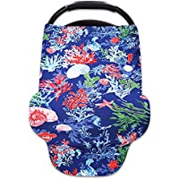 Dilimi Baby Car Seat Breastfeeding Cover