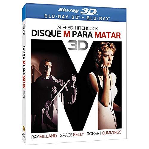 Disque M Para Matar [Blu-ray] 3D