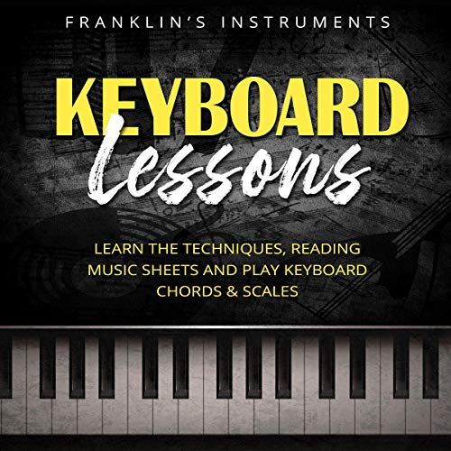 Keyboard Lessons cover art