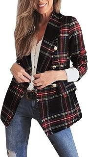 Best plaid suit jacket womens Reviews