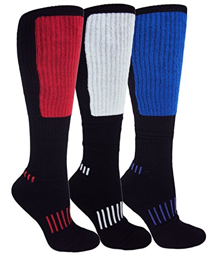 MOXY Socks The American Block 3-Pack