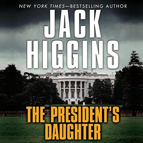 The President's Daughter audiobook cover art