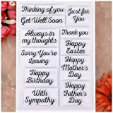 KWELLAM Words Just for you Happy Easter Mother's...